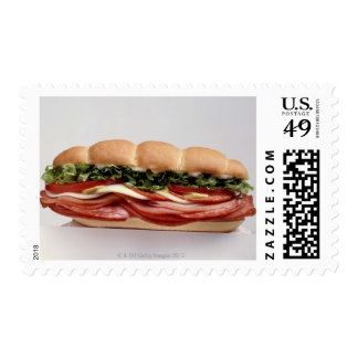 Deli sandwich stamps