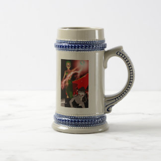 Delia and Cecil possessed Stien Beer Stein