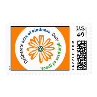 Deliberate acts of kindness postage