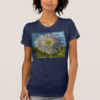Deliberately Creative Daisy Ladies fitted T-shirt