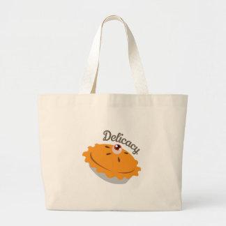 Delicacy Jumbo Tote Bag