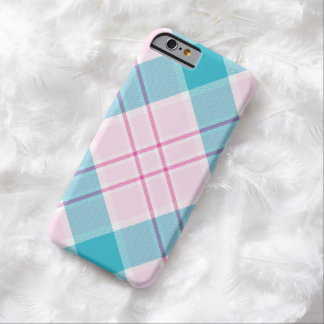 Delicacy in Plaid Barely There iPhone 6 Case
