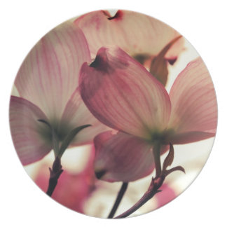 Delicate Afternoon Petals Plate