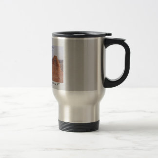 Delicate Arch, Arches Na... Travel Mug