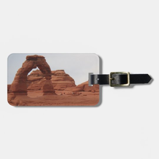 Delicate Arch- Arches National Park Luggage Tag