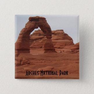 Delicate Arch- Arches National Park Pinback Button