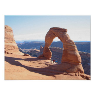 Delicate Arch - Arches National Park Poster