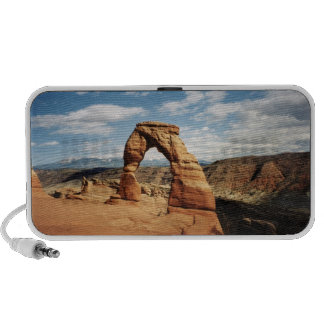Delicate Arch, Arches National Park, Utah Speaker