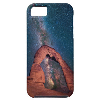 Delicate Arch / Blazing Milkyway iPhone SE/5/5s Case