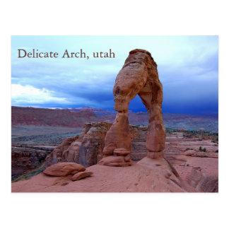 delicate arch Delicate Arch utah Postcard