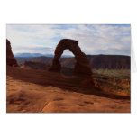 Delicate Arch I at Arches National Park Card