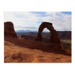 Delicate Arch I at Arches National Park Postcard