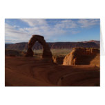 Delicate Arch II at Arches National Park Card