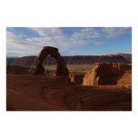 Delicate Arch II at Arches National Park Poster