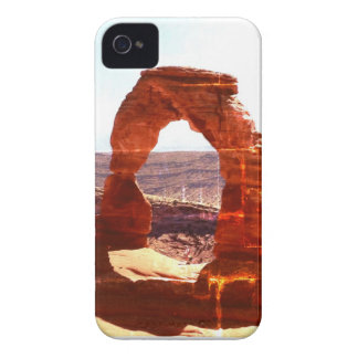 Delicate Arch In The Palm of Your Hand Case-Mate iPhone 4 Case