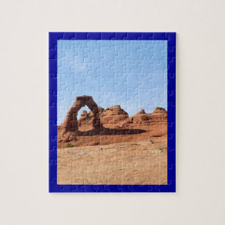 Delicate Arch Jigsaw Puzzle