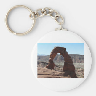 delicate arch keychains