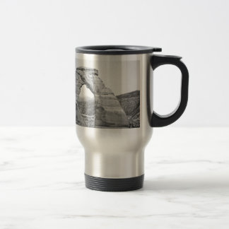 Delicate Arch Moab 15 Oz Stainless Steel Travel Mug