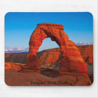 Delicate Arch Mousepads