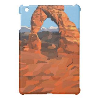 Delicate Arch Painting iPad Mini Case