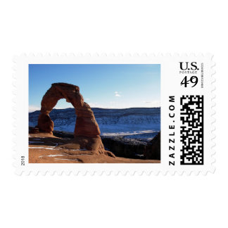 Delicate Arch Postage