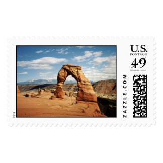 Delicate Arch Stamp