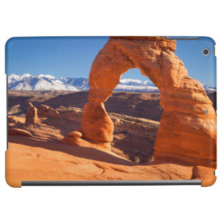 Delicate Arch With The Lasalle Mountains Beyond Case For iPad Air