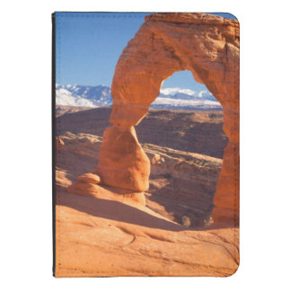 Delicate Arch With The Lasalle Mountains Beyond Kindle Cover