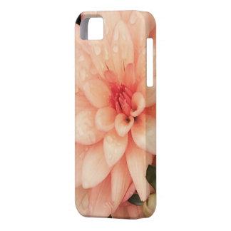 Delicate Dahlia iPhone SE/5/5s Case