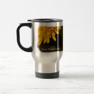 Delicate Dandelion; Customizable Travel Mug