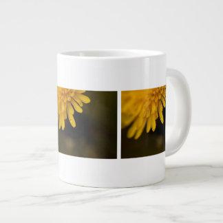 Delicate Dandelion Giant Coffee Mug