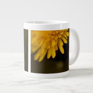Delicate Dandelion Large Coffee Mug