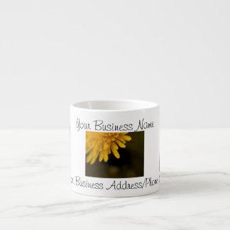 Delicate Dandelion; Promotional Espresso Cup
