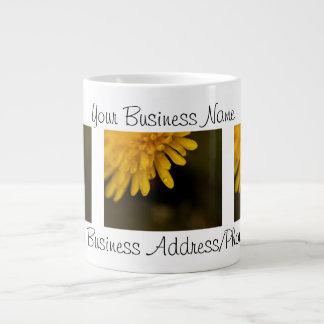 Delicate Dandelion; Promotional Giant Coffee Mug