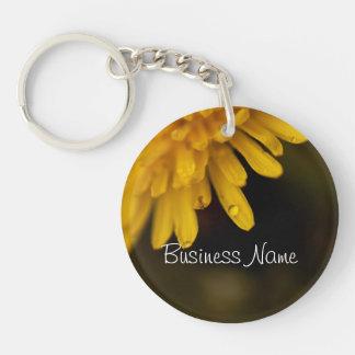 Delicate Dandelion; Promotional Keychain