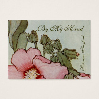 Delicate Floral #3 Business Card
