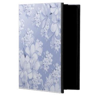 Delicate floral pattern,blue (I) Powis iPad Air 2 Case
