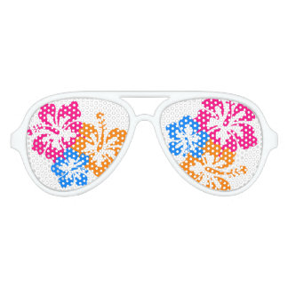 DELICATE FLOWER PARTY SHADES! AVIATOR SUNGLASSES