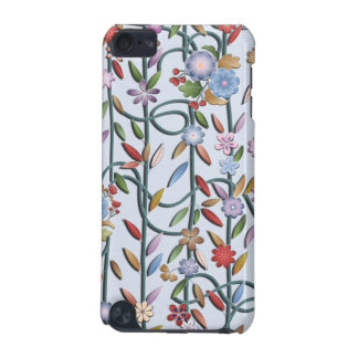 Delicate flowers and vines iPod touch (5th generation) cover