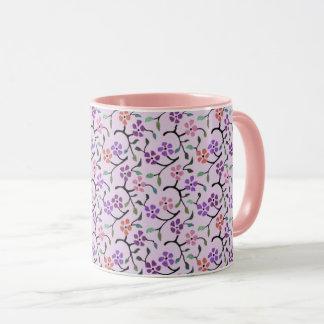 Delicate Flowers Mug