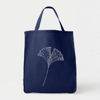 Delicate Ginkgo Tote Bag