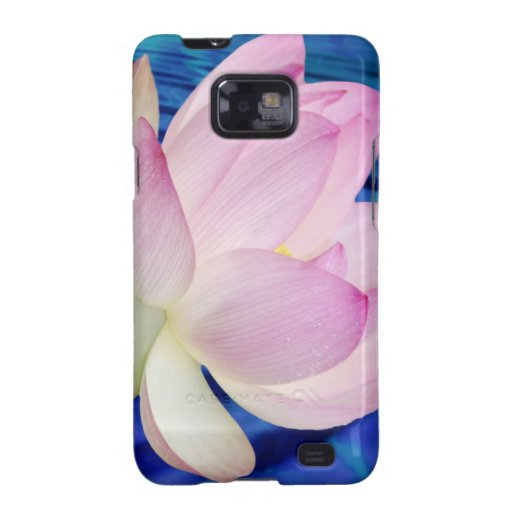 Delicate Lotus flower and meaning Galaxy S2 Cover