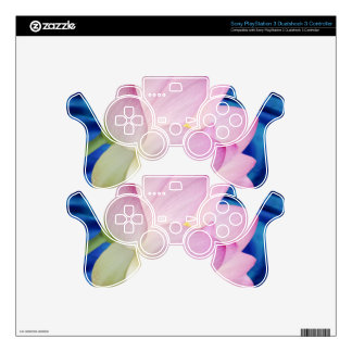 Delicate Lotus flower and meaning PS3 Controller Skin