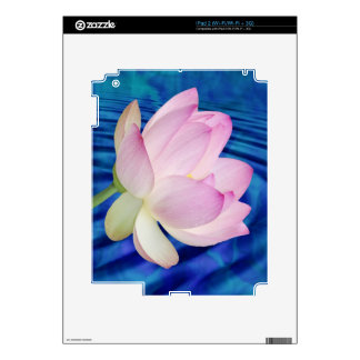 Delicate Lotus flower and meaning Skin For The iPad 2