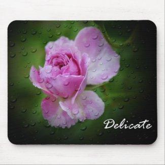 Delicate mousepad