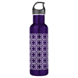 Delicate Pattern Water Bottle