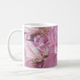 Delicate Pink Flowers Coffee Mug