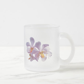 Delicate Pink Orchids Mugs
