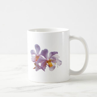 Delicate Pink Orchids Coffee Mugs