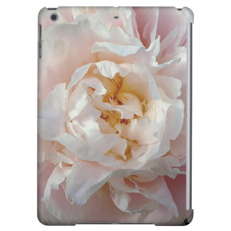 Delicate Pink Peony Flower Design iPad Air Covers